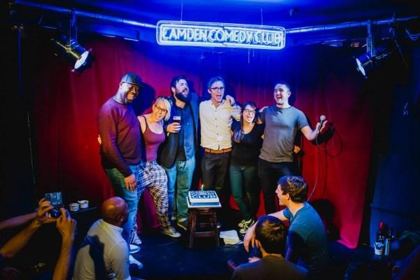 Camden Comedy Club' 3rd Birthday Club
