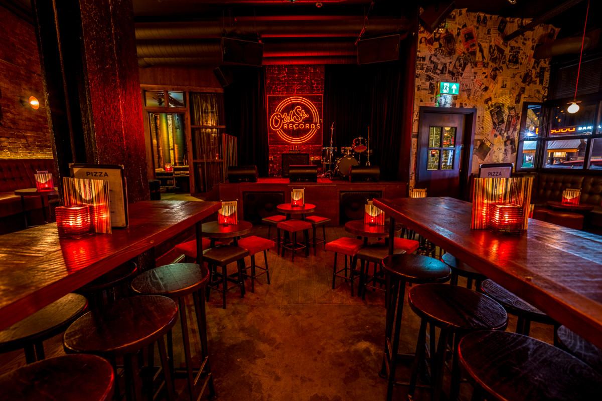 Old Street Records London  London bar Reviews  DesignMyNight