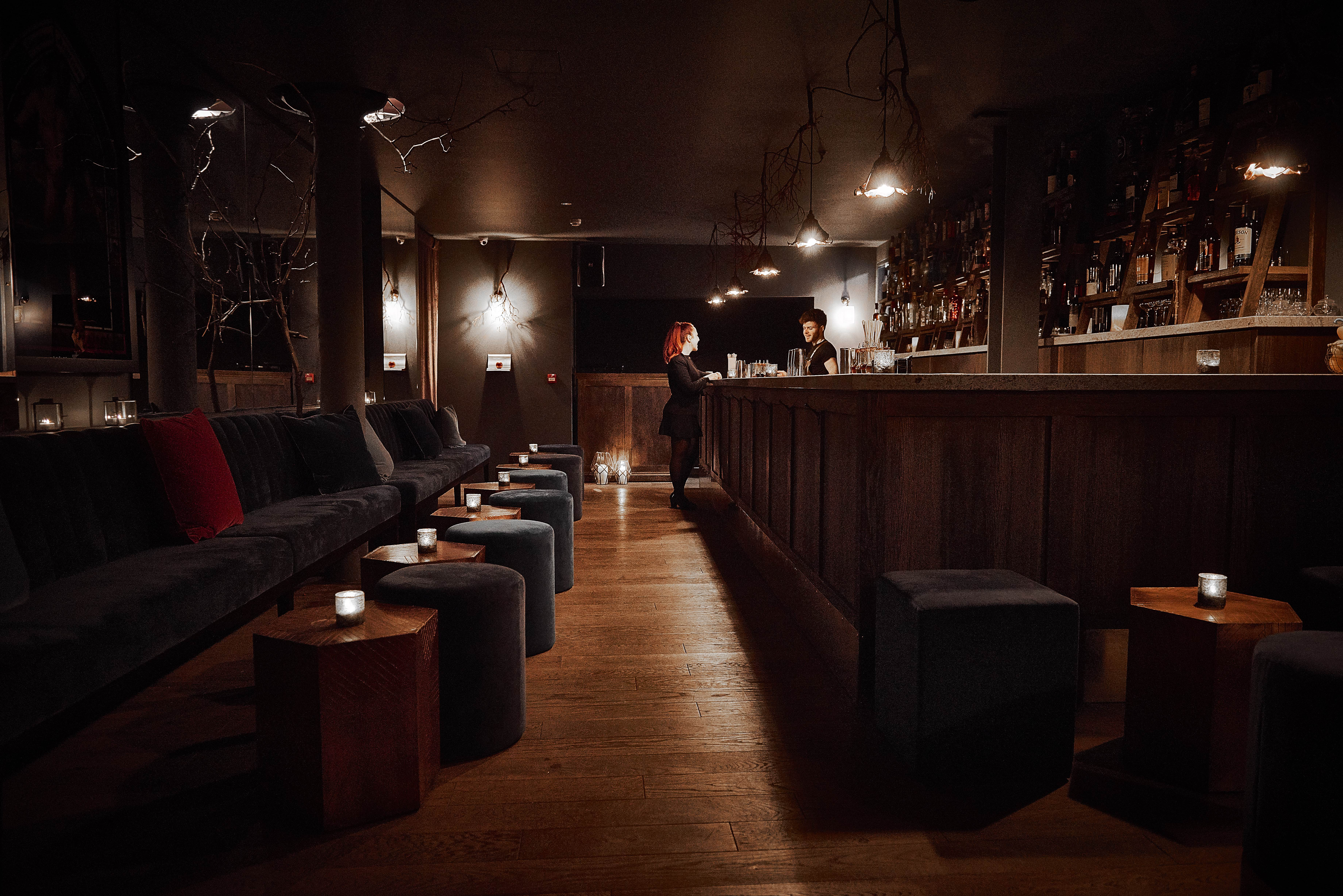 Eve at The Frog Covent Garden  London Bar Reviews