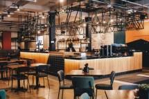 Concept Cafe Bar Designs