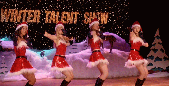 Mean Girls Christmas Talent Show Shoreditch London