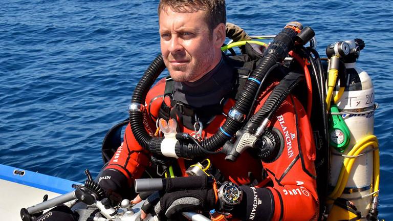 Taucher Laurent Ballesta erforscht die Unterwasserwelt