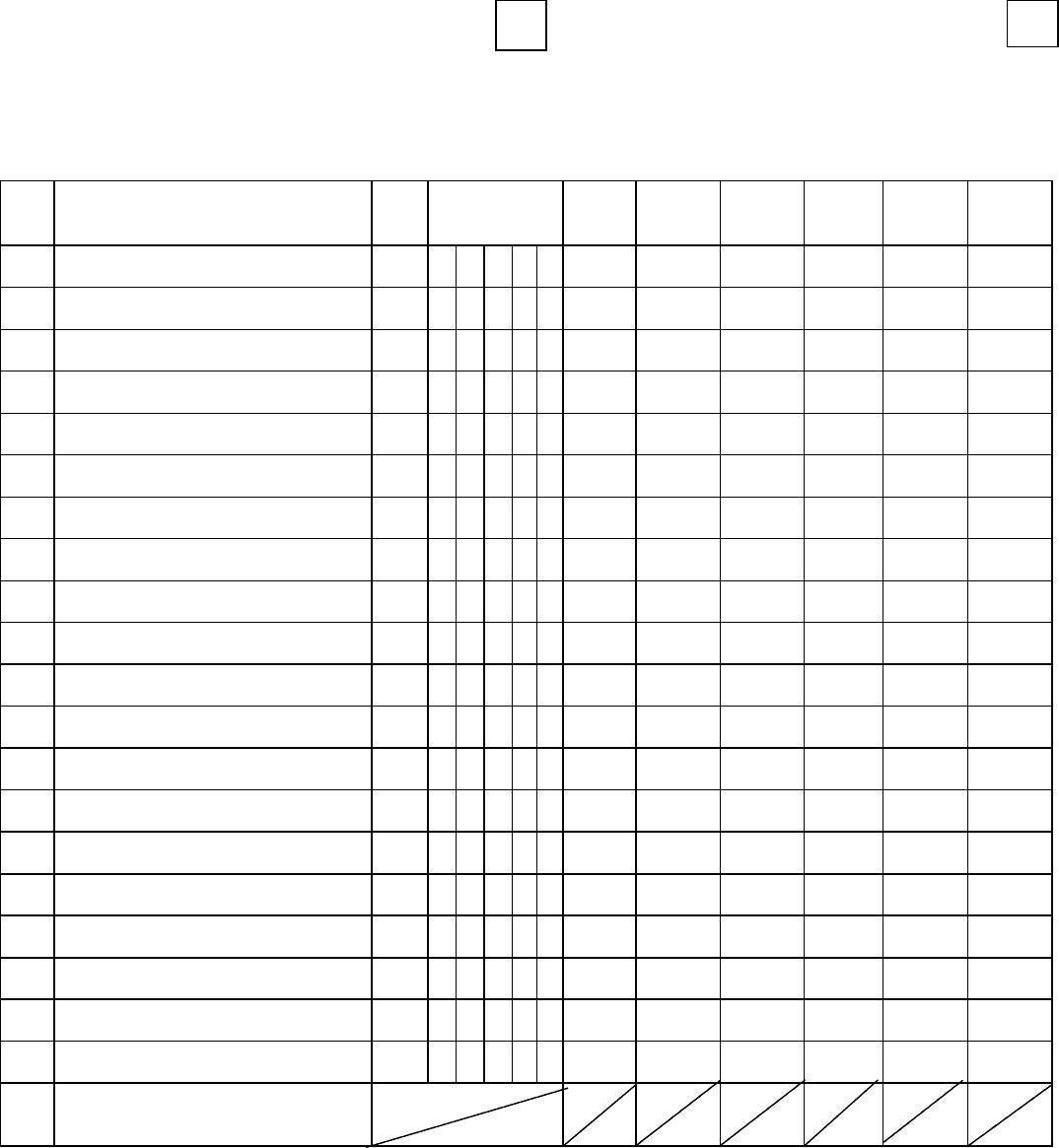 T-Ball/5-Pitch Scoresheet
