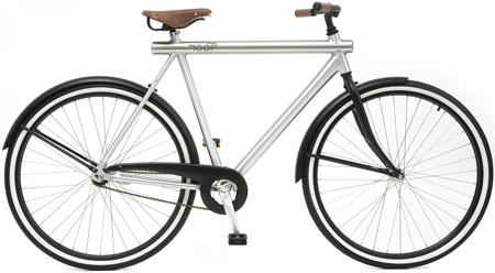 Bike Side View