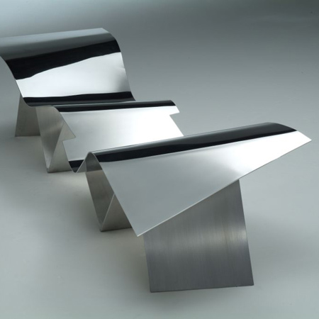 Tuyomyo by Frank Gehry for Emeco  Dezeen