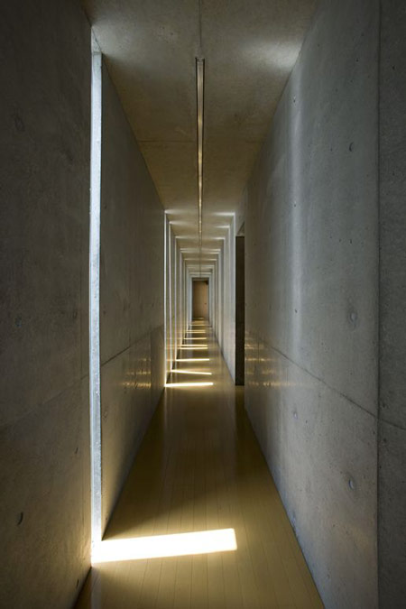 Slit House by EASTERN Design Office  Dezeen