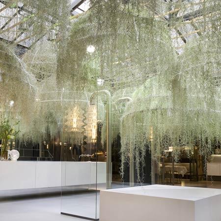 Rainforest by Patrick Nadeau for Boffi  Dezeen