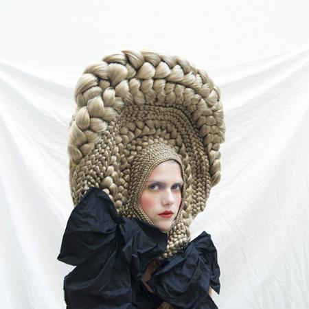 crazy hair by studio marisol and culdesac dezeen
