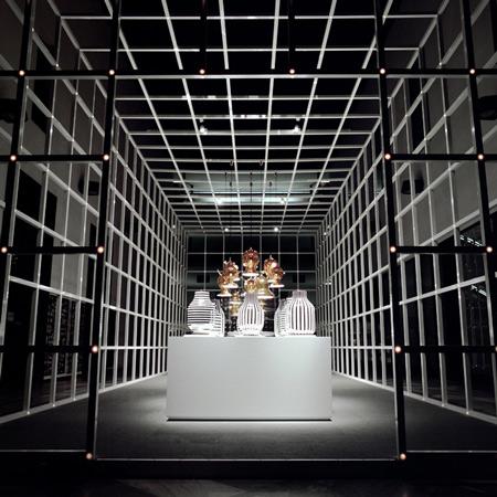 Smart Grid Gallery by Jaime Hayn  Dezeen