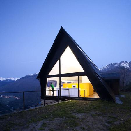 arhitectura montana