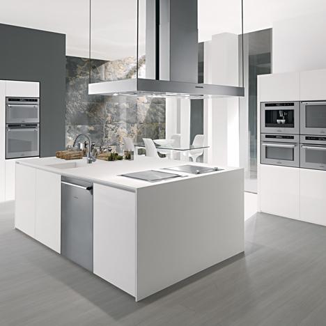Scholtes stainless steel kitchen