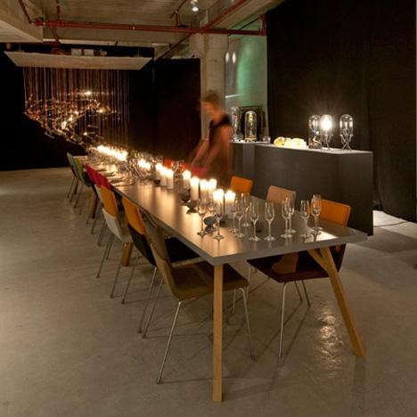 Eat Drink Design 2009 Eindhoven Dezeen