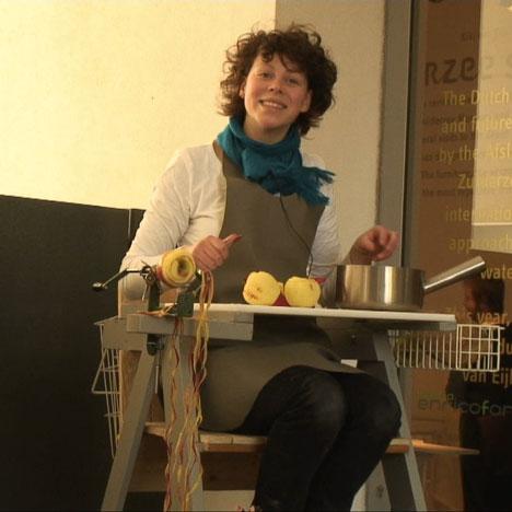 Marieke van der Bruggen of Public Pie
