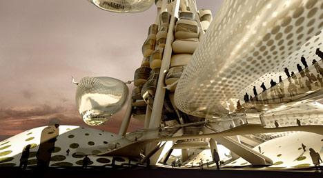 Floating Observatories by upgrade.studio