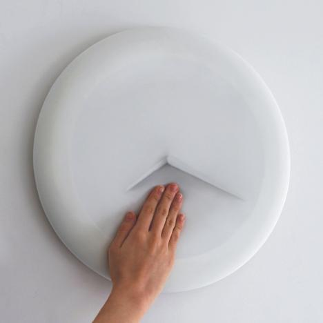 Vague Clock by Sejoon Kim
