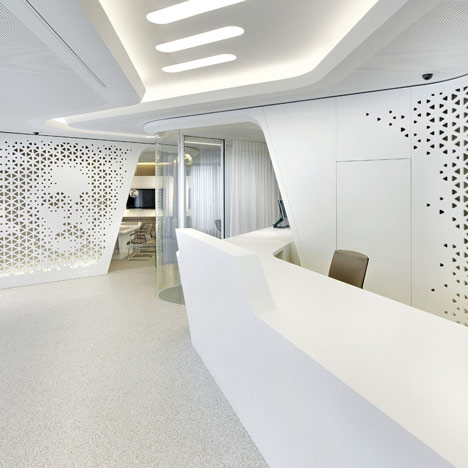 Open Lounge By NAU DGJ Dezeen