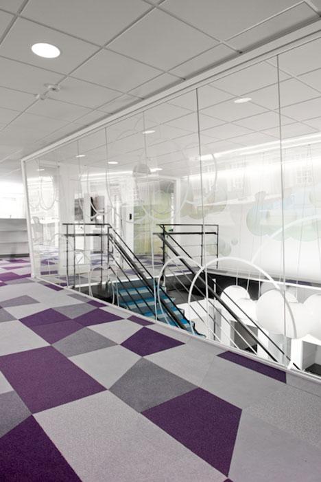 Skype office by PS Arkitektur  Dezeen