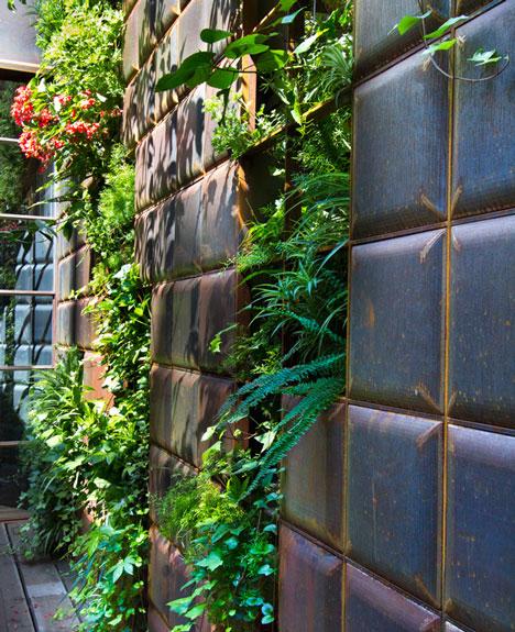 Replay by Vertical Garden Design and Studio 10  Dezeen