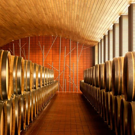 Wine Cellars for Vega-Sicilia