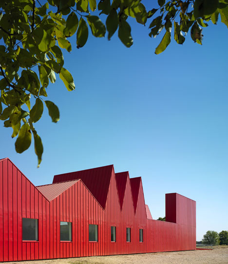 Young Disabled Modules and Workshop Pavillions by ///g.bang///