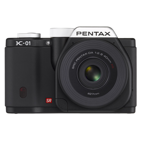 K01 by Marc Newson for Pentax
