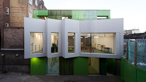 Dellow Day Centre by Featherstone Young