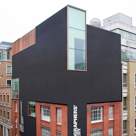 The Photographers Gallery by ODonnell and Tuomey