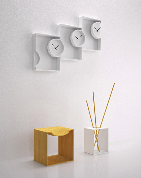 Nendo collection by Nendo for Bisazza Bagno  Dezeen