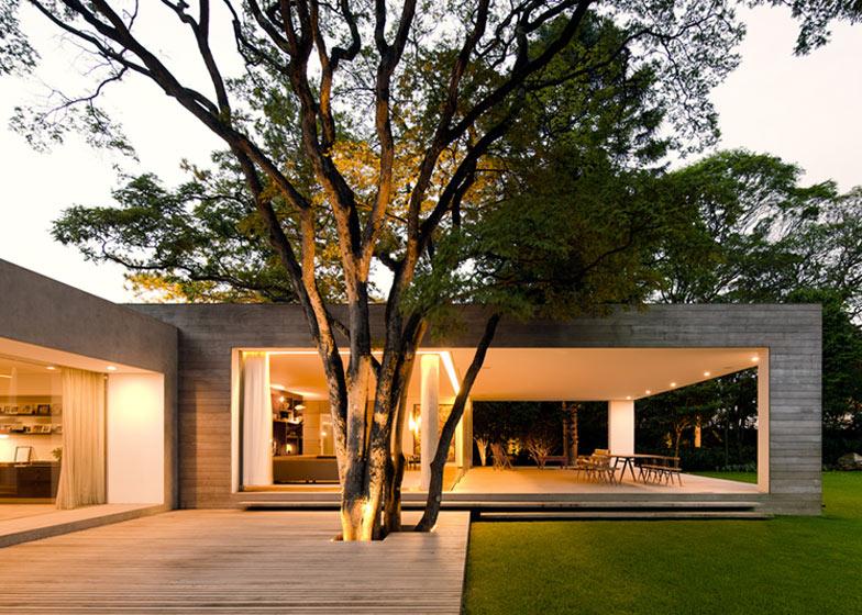 Casa Grecia by Isay Weinfeld  Dezeen