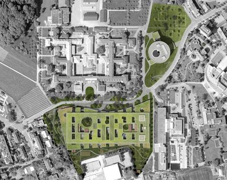 Children's Hospital Zurich by Herzog & de Meuron