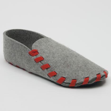 Lasso Shoes by Gaspard Tiné-Berès at Show RCA 2012