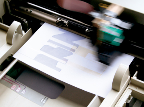 PenJet printer by Jaan Evart, Julian Hagen and Daniël Maarleveld
