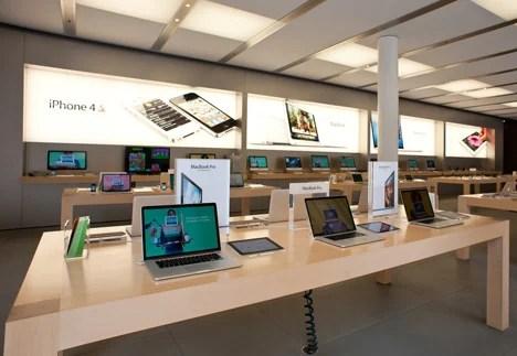Apples momentum has slowed down says Apple Store designer