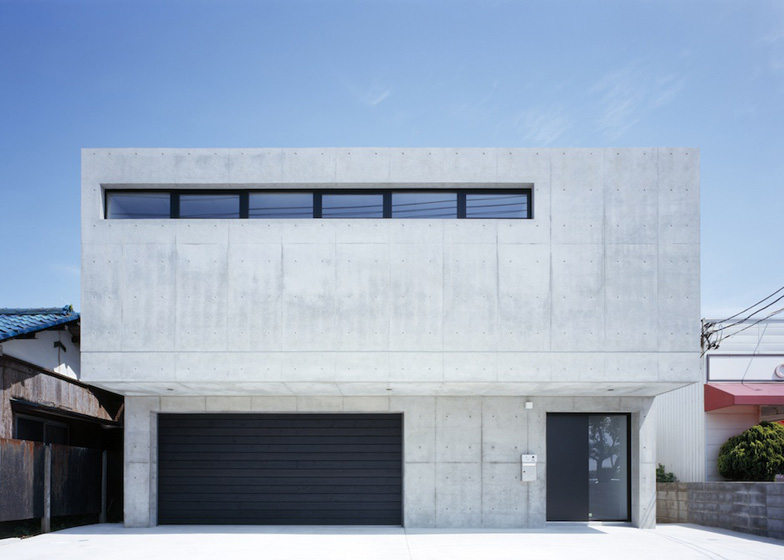 Still Japanese Courtyard House By Apollo Architects Associates