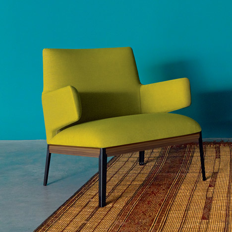Hug chair by Claesson Koivisto Rune for Arflex