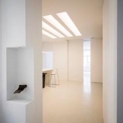 Kitchen Design Jobs Island Chairs With Backs Viennese Apartment Pretend Skylights By Alex Graef
