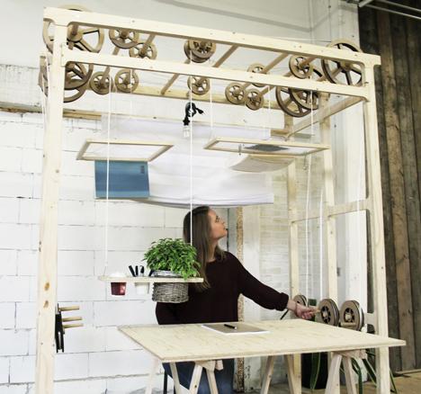 Work by Piet Zwart Institute students