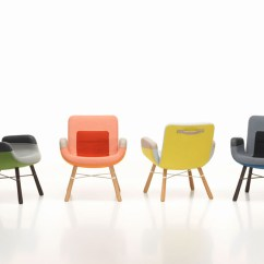 Vitra Lounge Chair Drafting Staples Launches A By Hella Jongerius In Milan