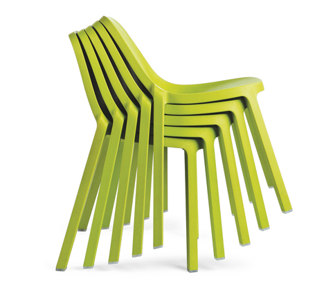 Philippe Starck creates stools made from recycled