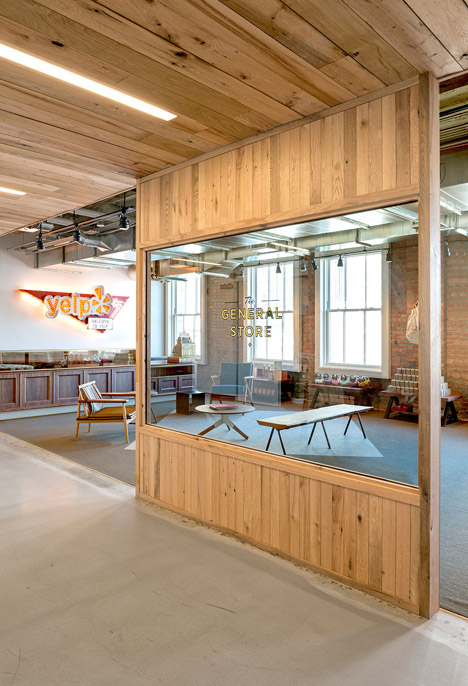 Studio O A Designs Headquarters For Yelp In San Francisco
