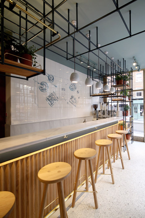 Opso restaurant by k studio references « old athenian