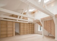 Studiomama pairs pale wood with marble for revamped loft ...