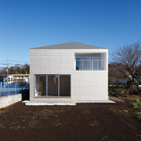 Quad House by architecture atelier akio takatsuka