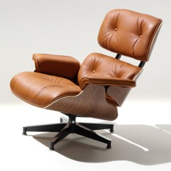 Charles Eames Lounge Chair Fishing Mechanism By And Ray