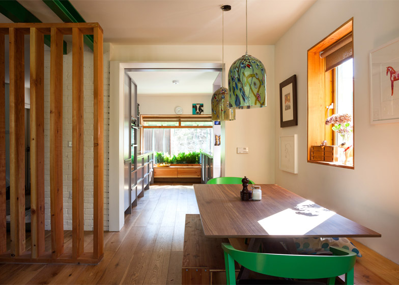 TAKA transforms an old garage into living space at Irish house