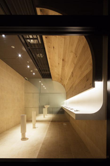 Smoking room from Hiroyuki Ogawa offers clean air
