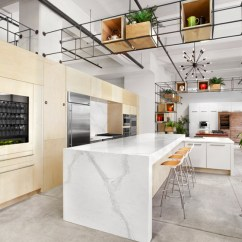 Kitchen Showroom Crosley Steel Cabinets Rebar Forms Storage System At Toronto 11 Of Appliance Love By Designagency