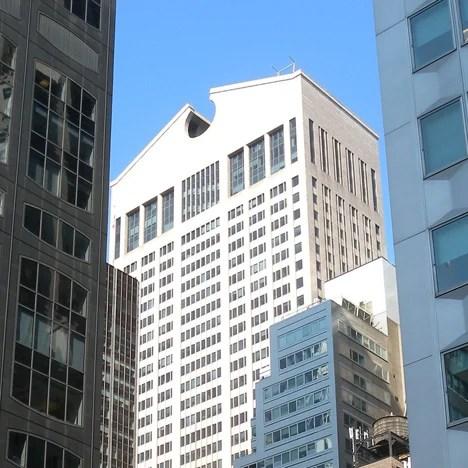 Philip Johnson John Burgee AT&T Building Sony Tower