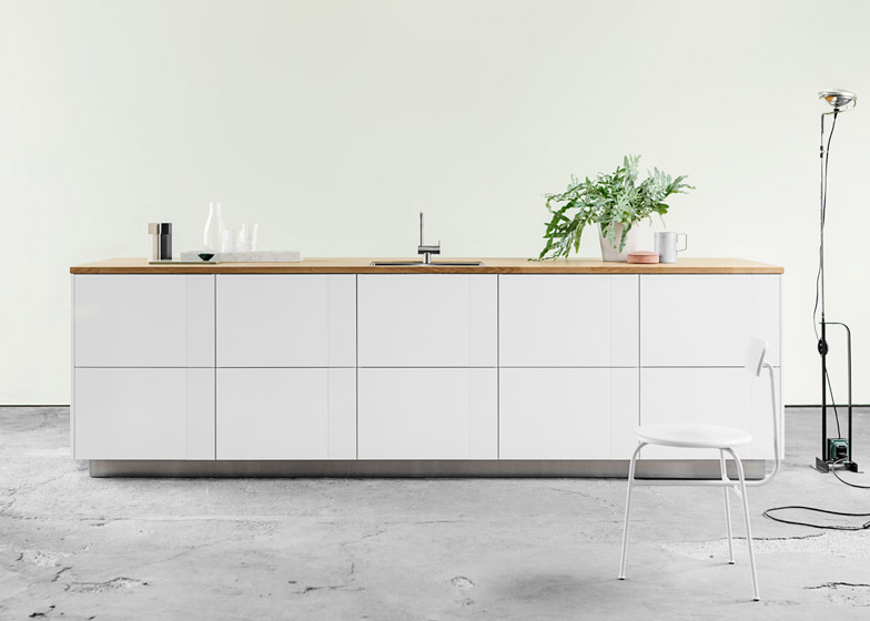 kitchen furniture ikea island home depot kitchens hacked by danish architects including big reform hacks henning larsen and norm