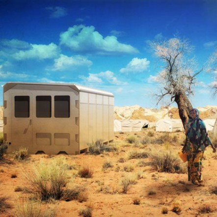 SURI shelters from Suricatta Systems
